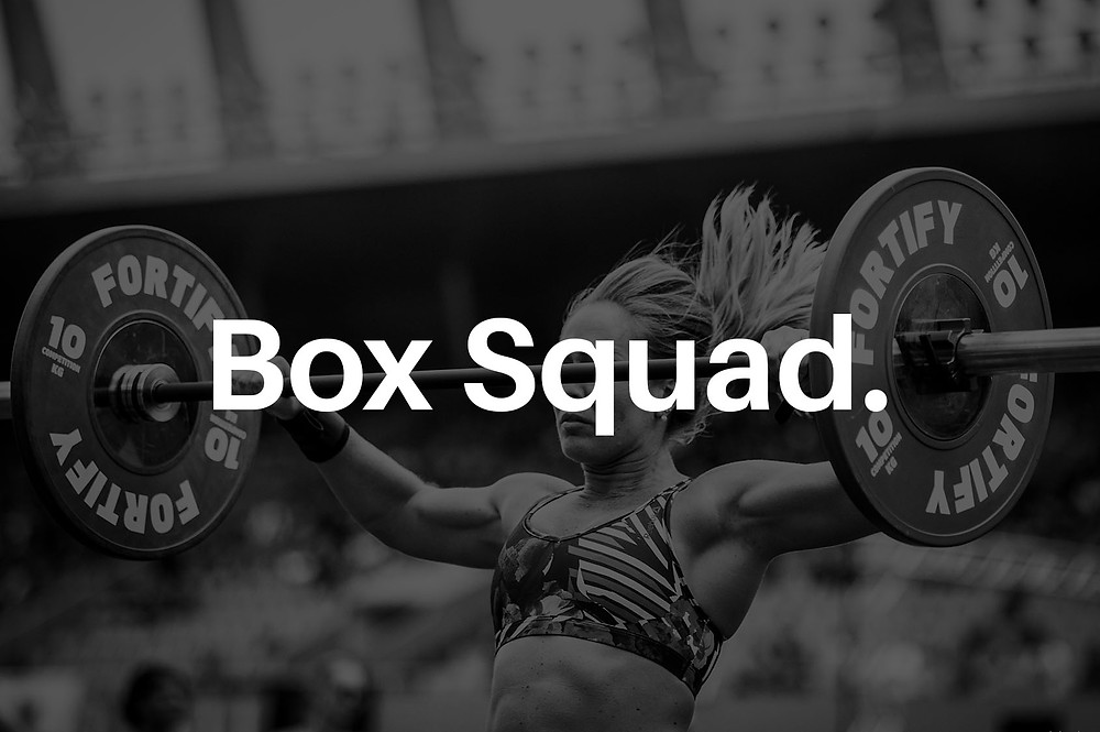 Join Box Squad, the tailored nutrition programme for functional fitness