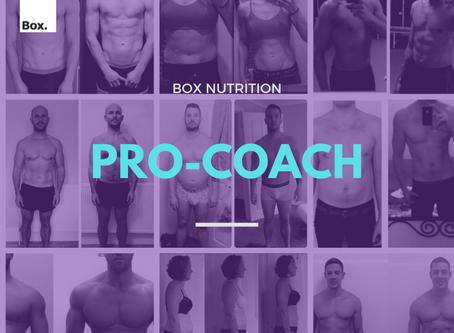 Nutrition Coaching 2020