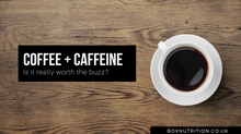Coffee... Is it worth the buzz?