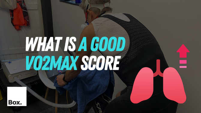 What is a good VO2Max Score?