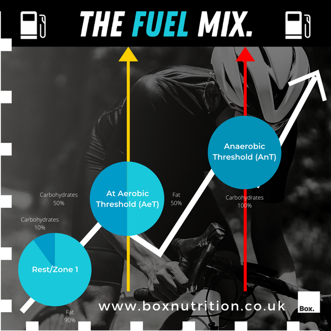 The Fuel Mix - Fuelling for Endurance