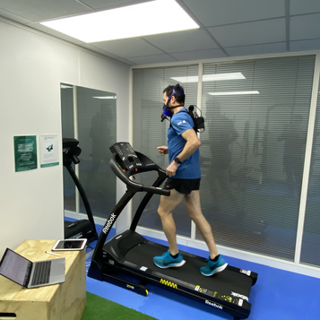 Treadmills available too