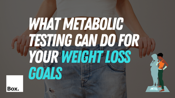 What Metabolic Testing Can Do for Your Weight Loss Goals