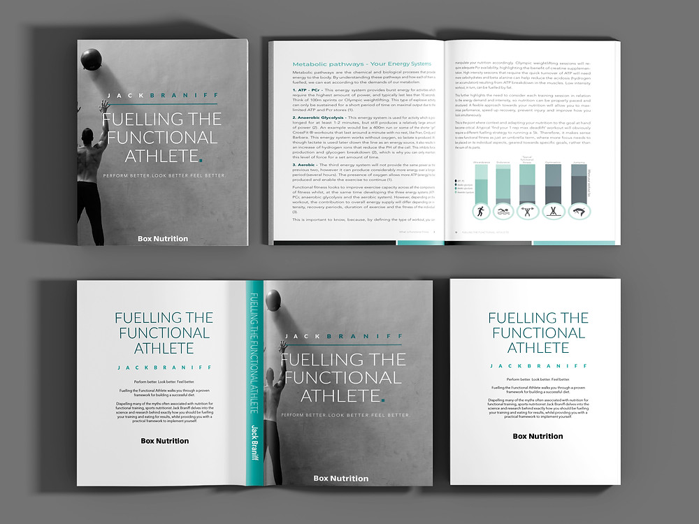 Fuelling the functional athlete is the number 1 nutrition book for functional fitness