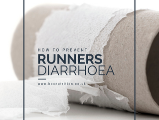 How To Prevent Runners Diarrhoea