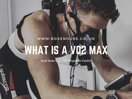 What is your VO2 Max