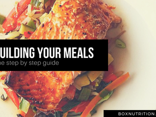 Building Your Meals