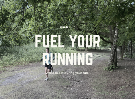 Fuel Your Running - What to eat during your run?