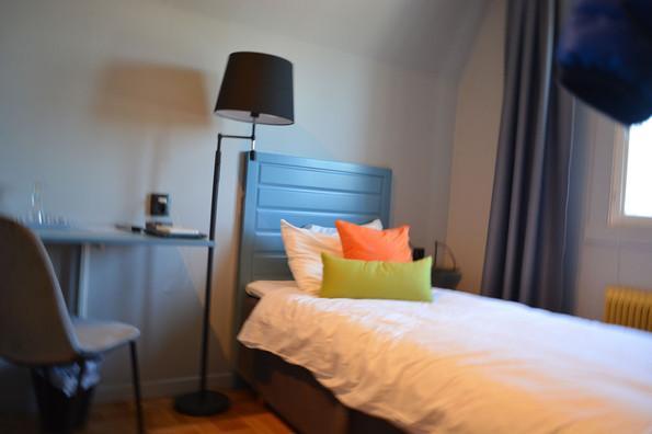 Hotell Apladalen single room
