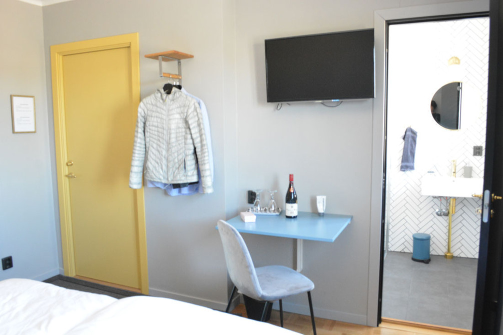 Hotell Apladalen double room