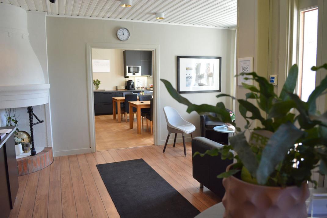 Hotell-Apladalen Reception