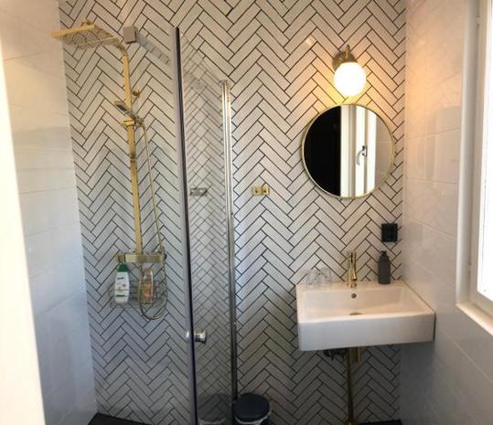 Hotell Apladalen Bathroom