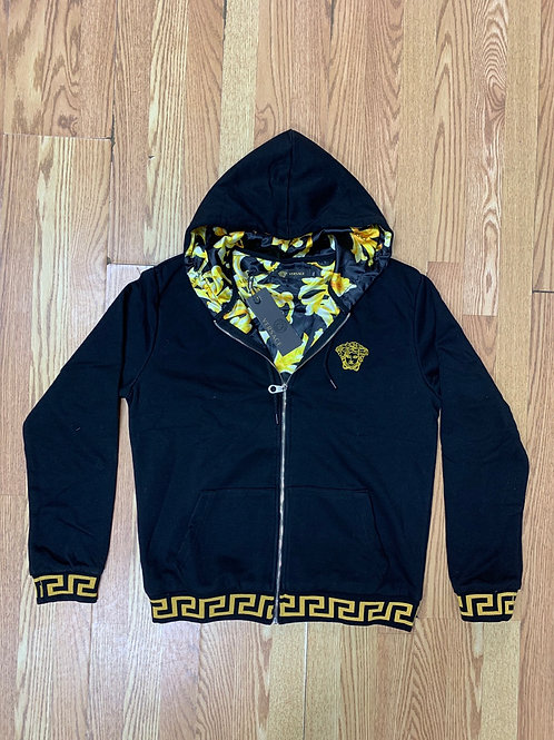 Versace Hood Sweater