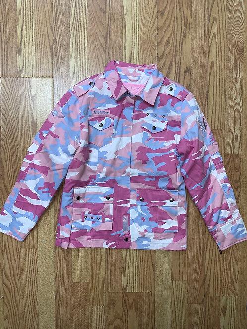 Woman's Fatigue Jacket