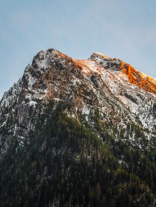 Hintersee sunset mountain glow-1.jpg