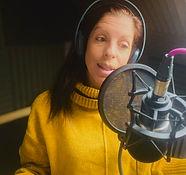 Bespoken Voices Penny Scott-Andrews