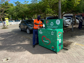 Pioneering New 'Bio Take Back' Recycling Stations Launched in Kwale & Mombasa County