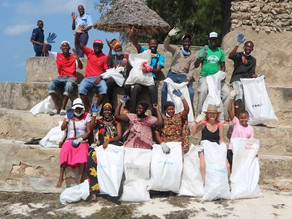 KPPC Undertakes First Beach Clean Up of 2020