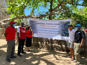Growing the Plastic Revolution across the South Coast of Kenya