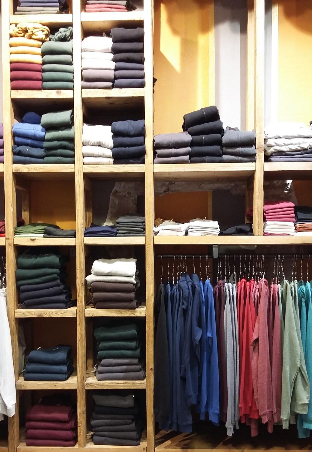 GOOD STYLE Alltags-Tipp: Ordnung im Kleidersschrank