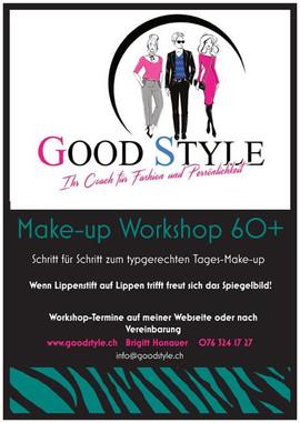 Make-up Workshop 60+
