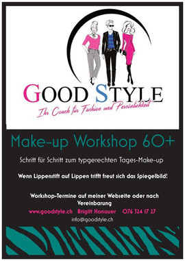 Make-up Workshop 60+
