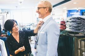 Shoppingbegleitung Herren