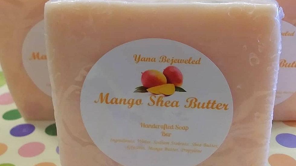 Mango Shea Butter Soap