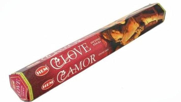 """Hem """"LOVE"""" Incense"""