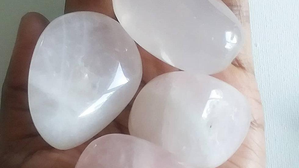 Tumbled Rose Quartz Stone