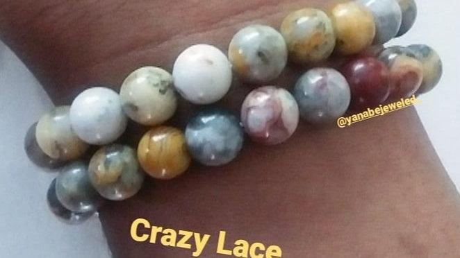 Crazy Lace Bracelet