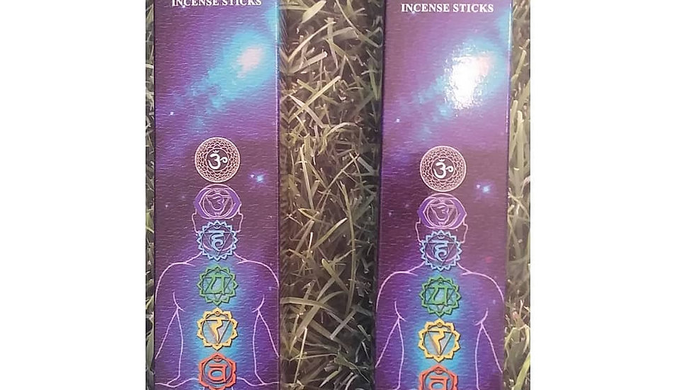 Charka Incense (35 sticks)