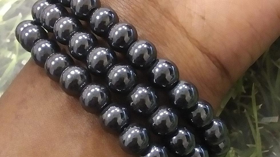 Hematite Bracelet 8mm