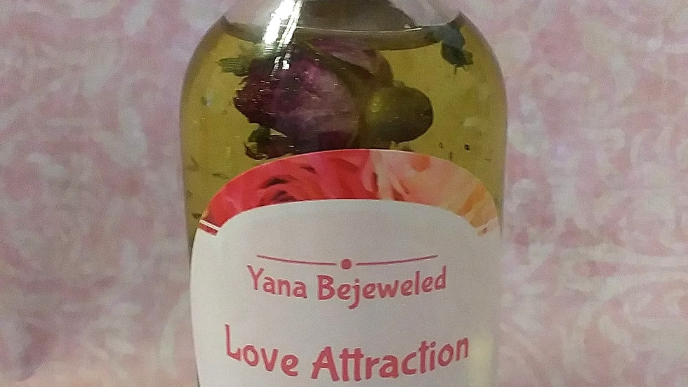 Love Attraction Oil