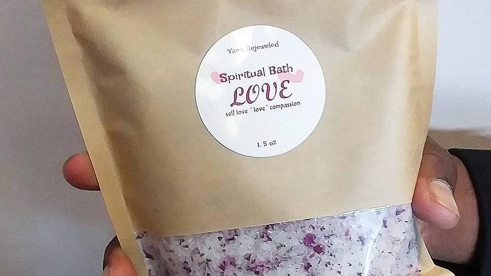"""Spiritual """"LOVE"""" Bath"""