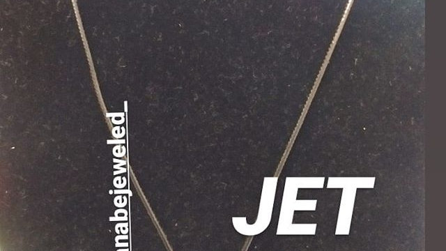 Jet Necklace
