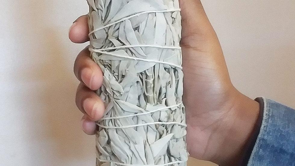 Large White Sage Smudge Stick