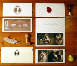 Hochzeit Print, Siegel & Stempel
