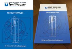 Toni Wagner Katalog Cover