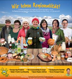 Adeg Regional Plakat