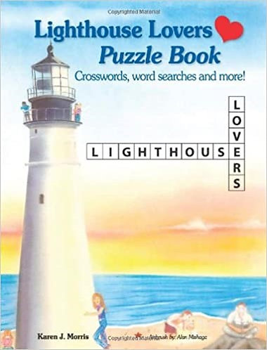 Lighthouse Lovers Puzzle Book