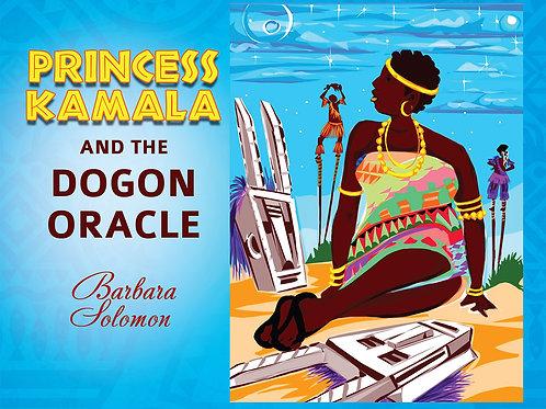 Princess Kamala and Dogon