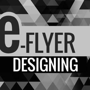 DIFFERENT USE FOR EFLYER/DIGITAL FLYER