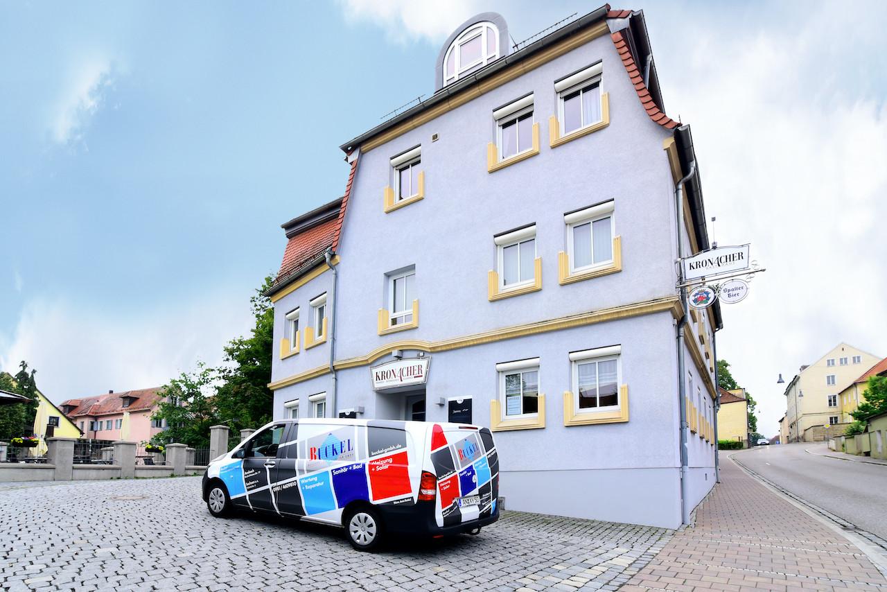 Gastronomie- und Wohnobjekt – Ansbach