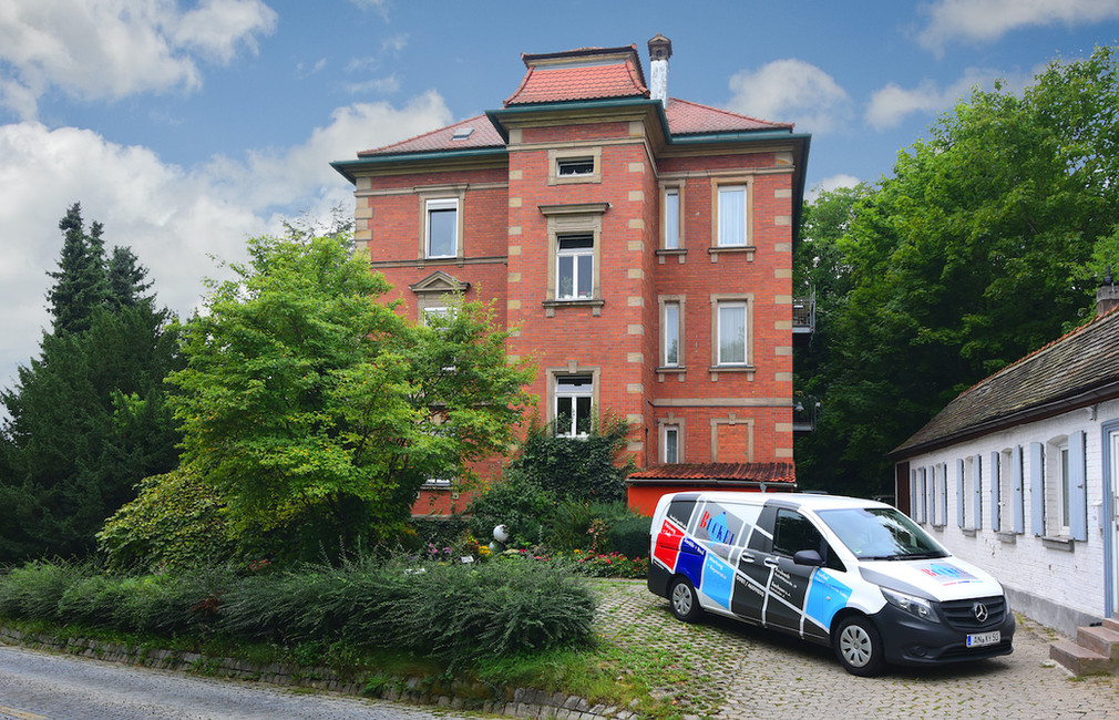 Private Wohnresidenz – Ansbach