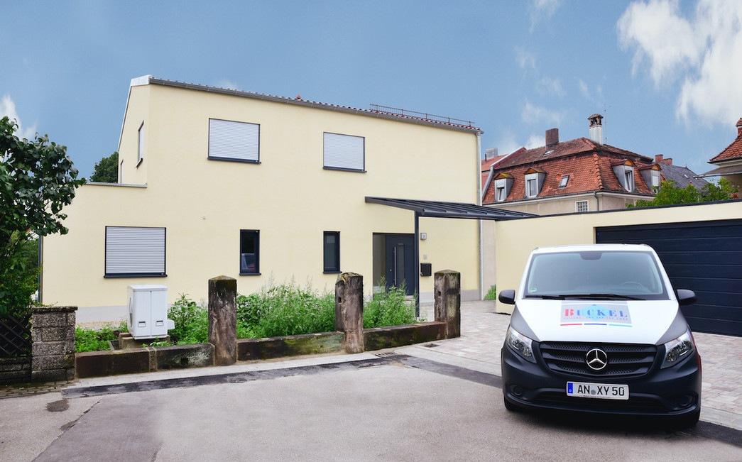 Privates Wohnhaus (Neubau) – Ansbach