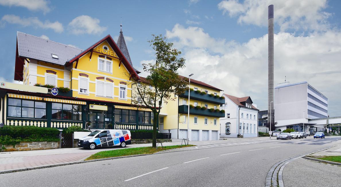 Hotel- und Gastronomie – Ansbach