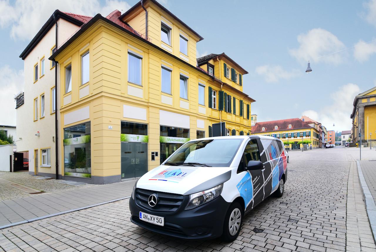 Wohn- und Gewerbeobjekt – Ansbach