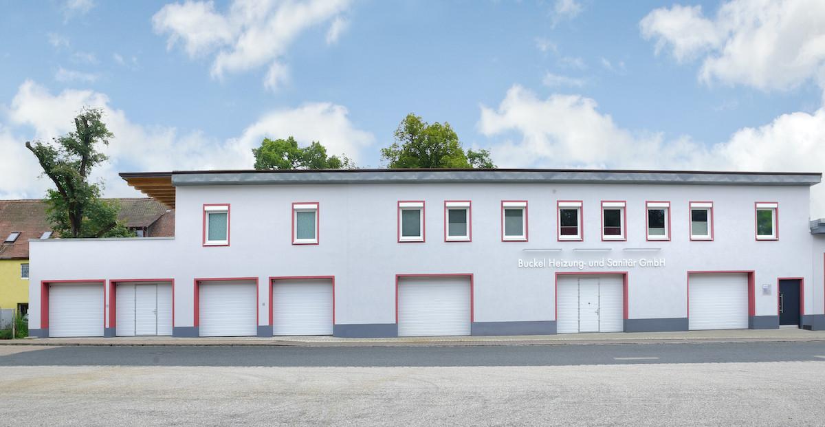 Büro Sachsen b. Ansbach