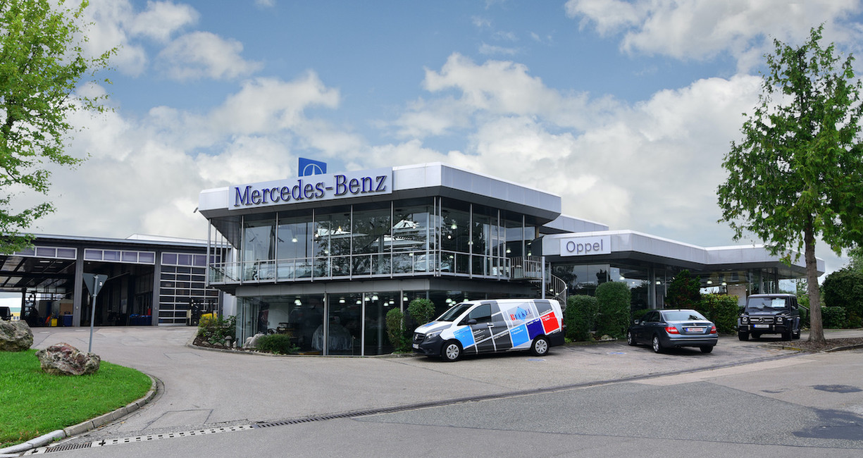 Autohaus Oppel – Ansbach-Elpersdorf